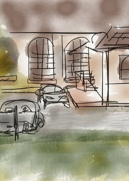 Ww Churchnextdoor 01 Art | ART By George!