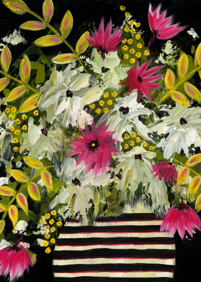 Vibrant Praise Art   Peggy Leigh Art