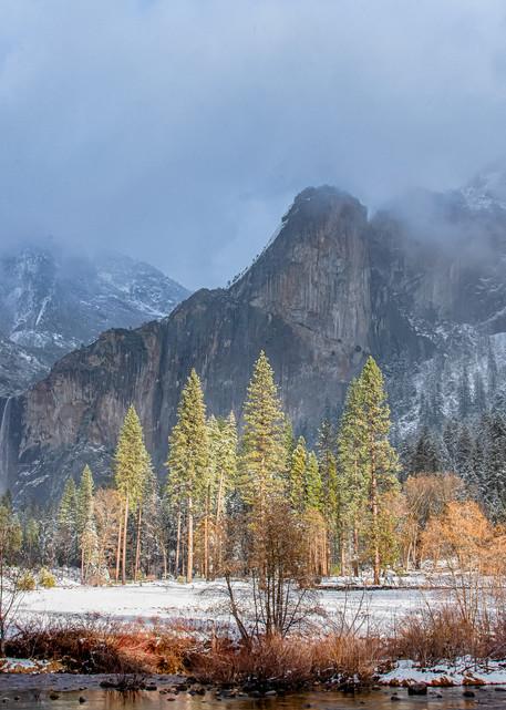 Yosemite Valley View Art   Michael Blanchard Inspirational Photography - Crossroads Gallery