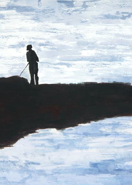 Fishing Art | Elaine Schaefer Hudson Art