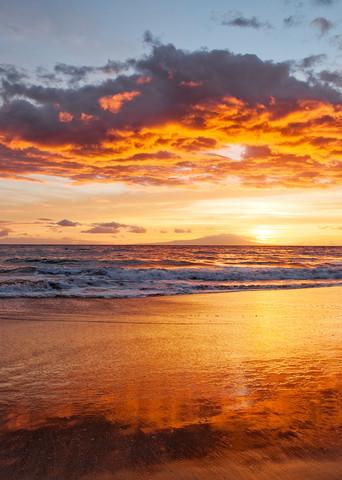 Celestial Sunset Photography Art   Douglas Hoffman Photography