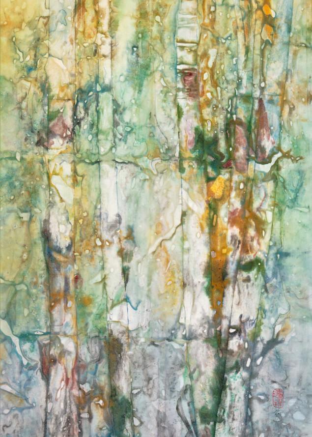Floralia   Rites Of Spring  Art   Karen Kurka Jensen