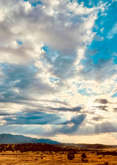 Rays Of Sunshine Over Capitan Art   Third Shutter from the Sun Photography