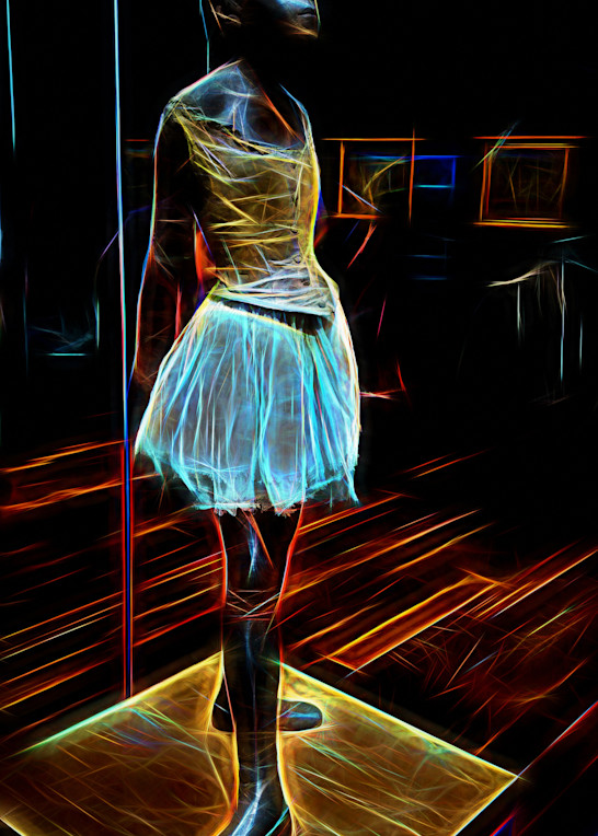 Prima Luminous Art   Christopher J Wesley's Artistic Agenda