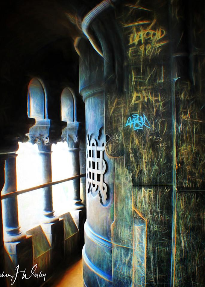 Deja Vu Art | Christopher J Wesley's Artistic Agenda