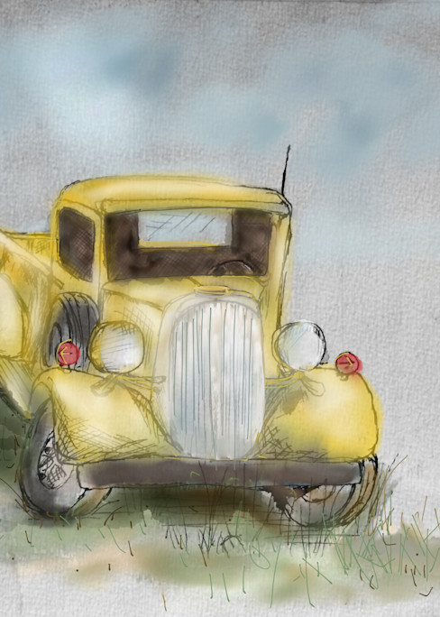 Out To Pasture Vyb Art | ART By George!