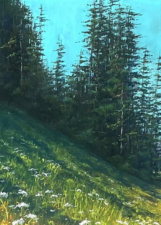 Valley Pines Art | Kurt A. Weiser Fine Art