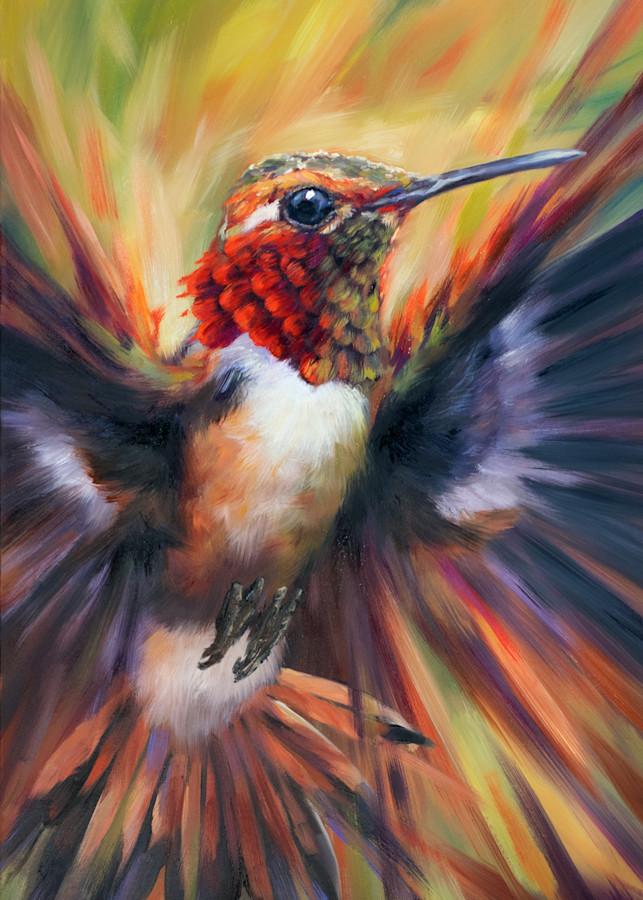 Helos: Alacrity Art | Ans Taylor Art