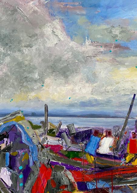 Typhoon Haiyan (Print) Art | Marissa Sweet