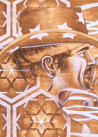 Anton's Bomb  Art | John Stream Design, LLC
