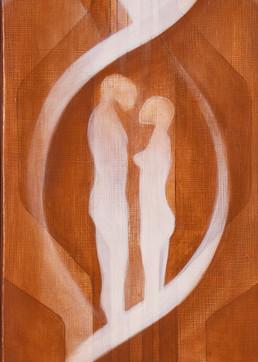 Climb Of The Heart Art | John Stream Design, LLC