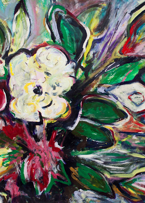 """Boquet"" Art | Daniel Kanow Fine Art"