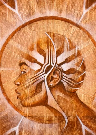 Mind Flex  Art | John Stream Design, LLC