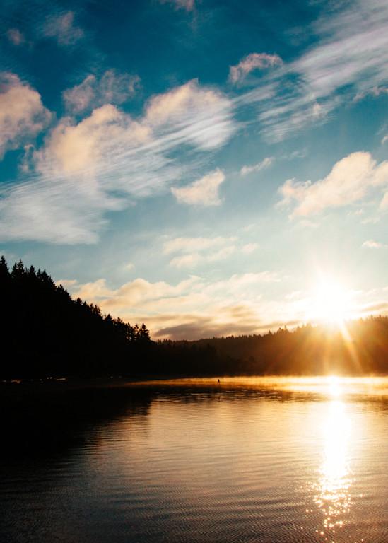 Sunrise Lake 2018