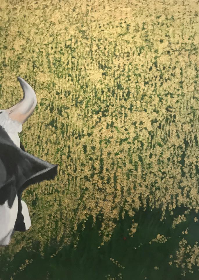 La Jolie Vache — Cow Paradise Art   David R. Prentice