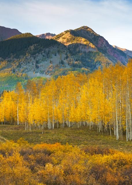 Gothic Mountain Crested Butte Colorado