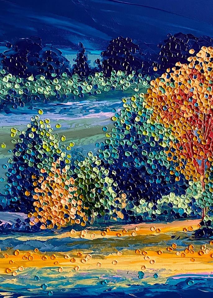 Blue Suede Views Art | Tessa Nicole Art