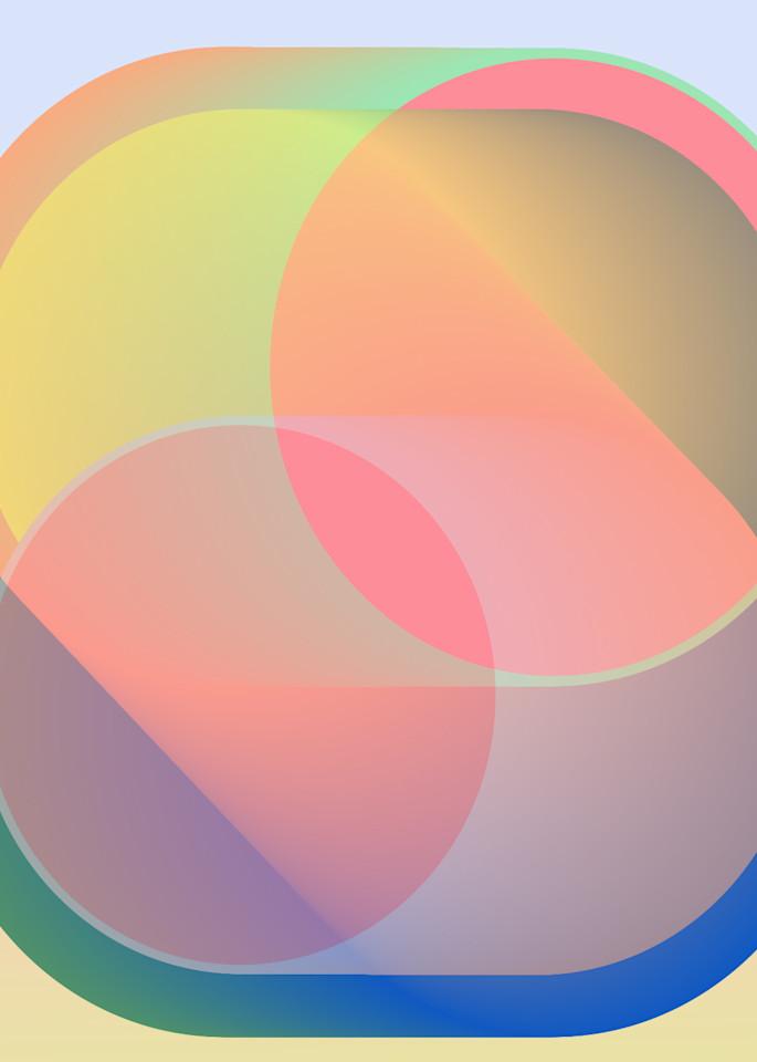 Caroline Geys   Module   Where they meet   minimalism   gradient