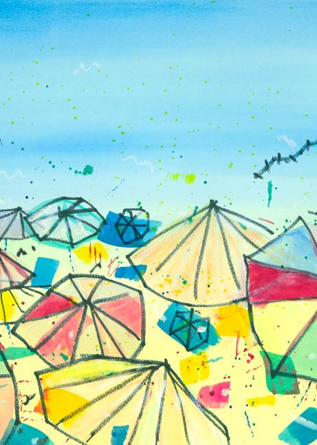 Umbrellas Art | Elaine Schaefer Hudson Art