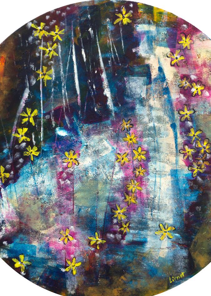 Covid Spring Print Art | Limor Dekel Fine Art