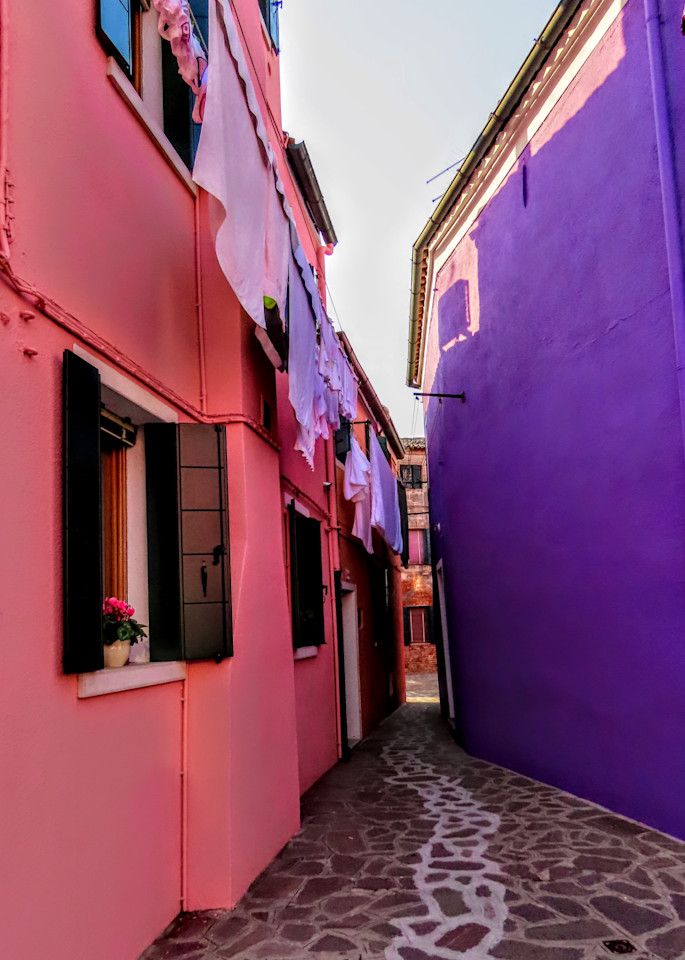 Color, Color Everywhere On Burano, Number Two (Venice) Photography Art   Photoissimo - Fine Art Photography