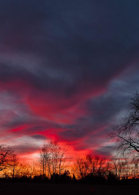 March Sunrise II, by Jeremy Simonson
