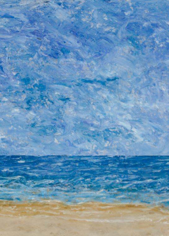Sand, Sea, And Infinity Art | BOI Partners LLC