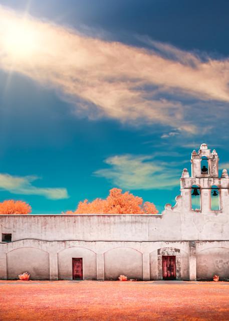 Mission San Juan Art Print