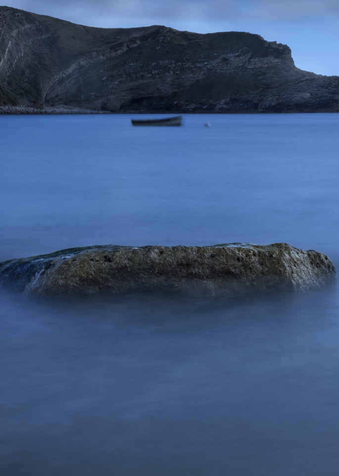 Lulworth Cove Rock Art | Roy Fraser Photographer