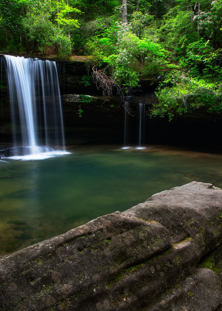 Caney Creek Falls - Alabama waterfalls fine-art photography prints