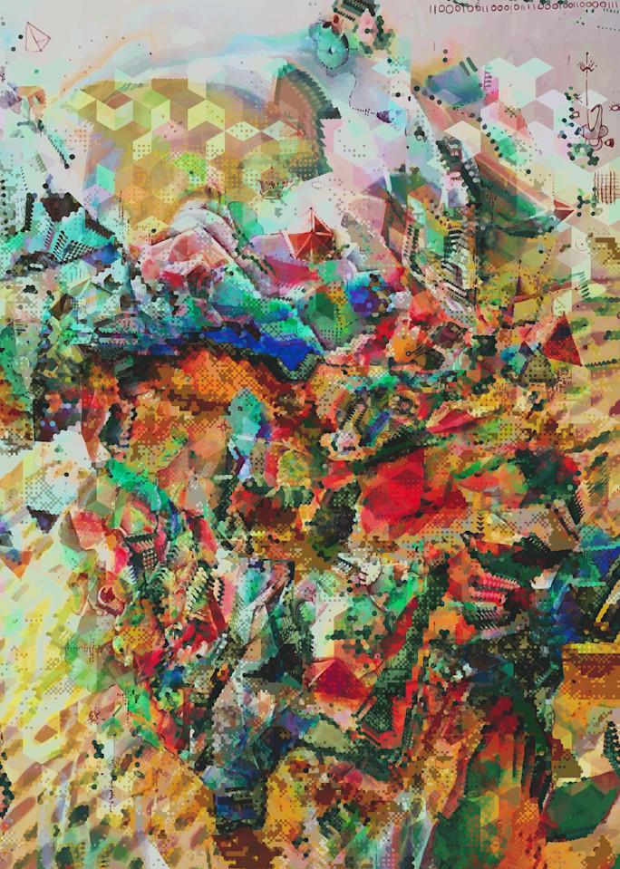 Extraction Art   Clarridge Art, LLC