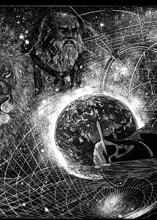 On Stories Art   Andre Junget Illustration LLC