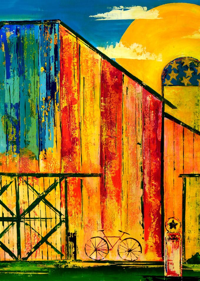 Americana  Art | benbonart