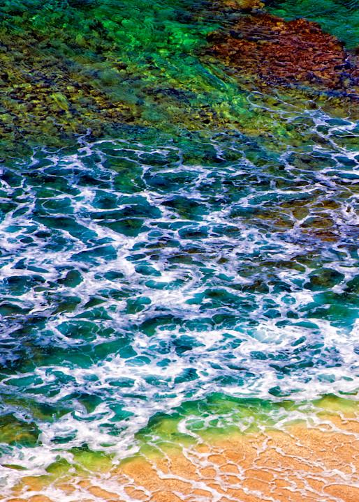 Honolua Lace  Photography Art   Rosanne Nitti Fine Arts