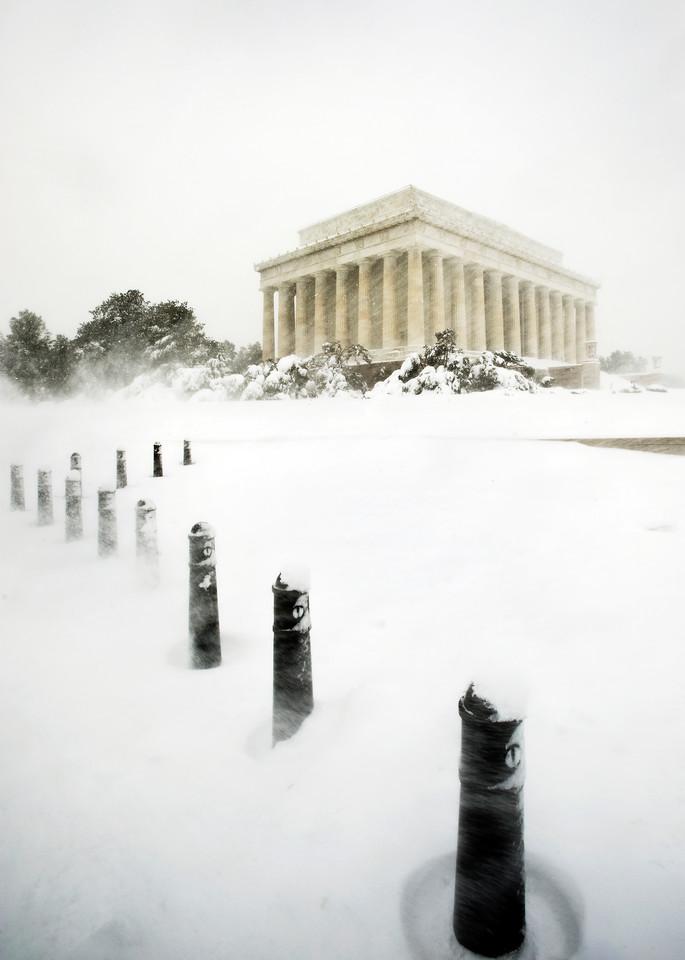 Lincoln Memorial Blizzard