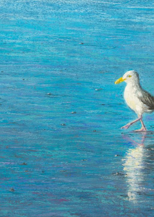 Testing The Water Art | Mark Grasso Fine Art