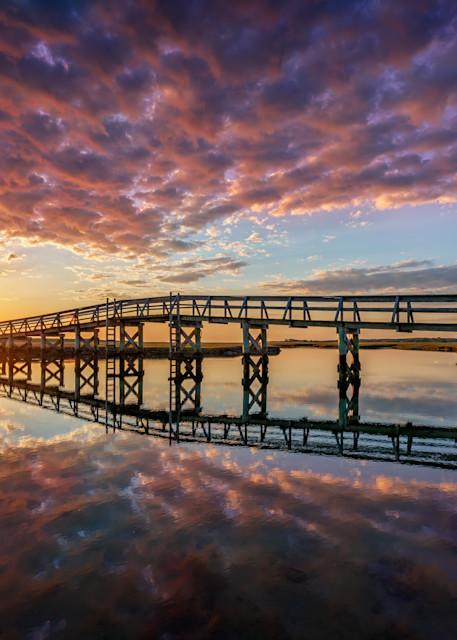 Across the Bridge   Shop Photography by Rick Berk