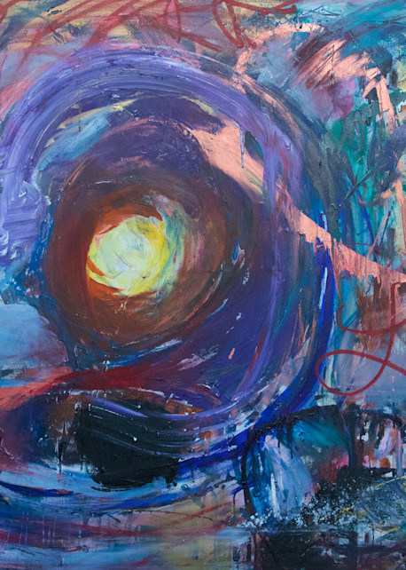 Finding The Light Art   Justin Hammer Art
