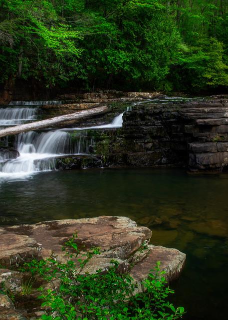 Falls of Dismal - Virginia waterfalls fine-art photography prints
