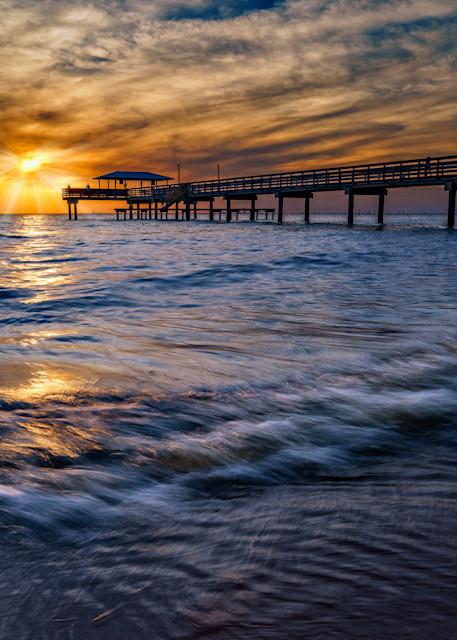 Gulf Coast Sunset   Shop Photography by Rick Berk