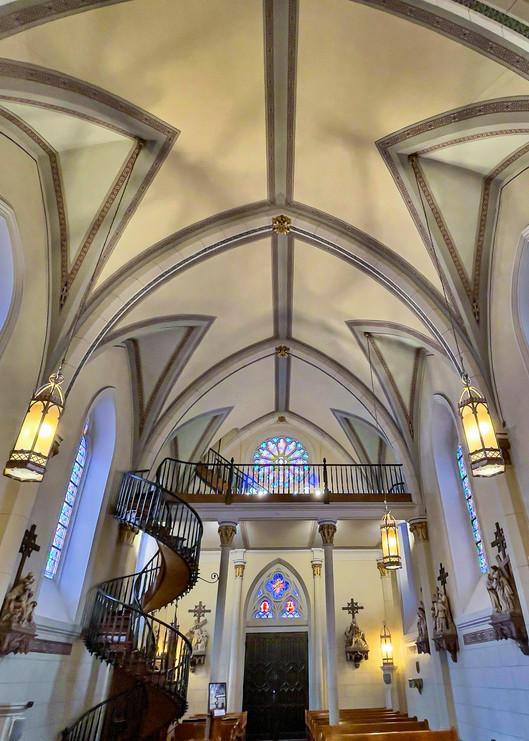 Loretto Chapel Photography Art | Kathleen Messmer Photography