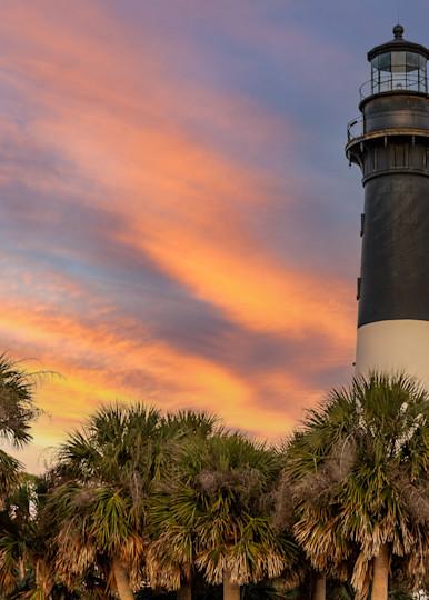 Hunting Island Lighthouse Photography Art   Willard R Smith Photography