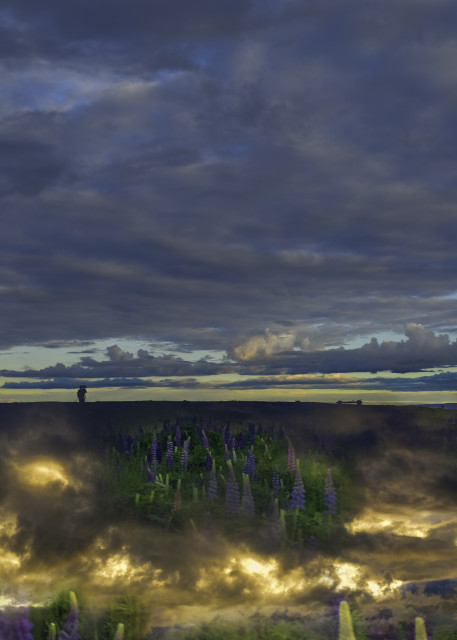 Garry Point Sunset 1 Art   KJ's Studio