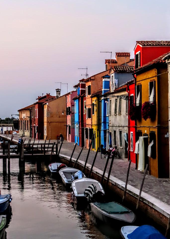 Sailing Out To The Venetian Lagoon, #3 Photography Art | Photoissimo - Fine Art Photography