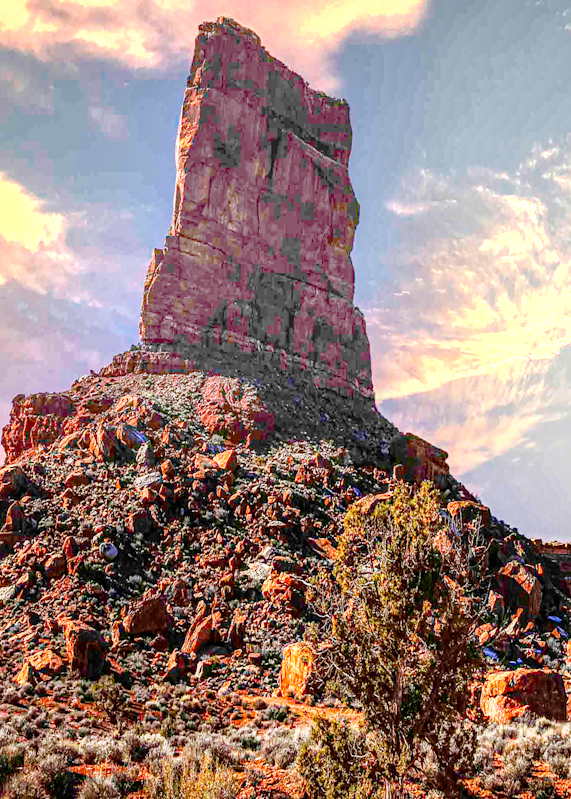 Valley Of The Gods Art | Cutlass Bay Productions, LLC