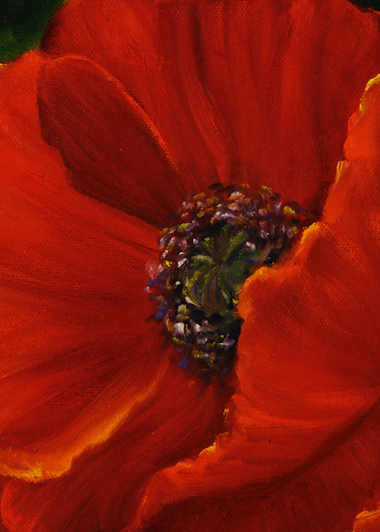 Lady In Red Art | Marsha Clements Art
