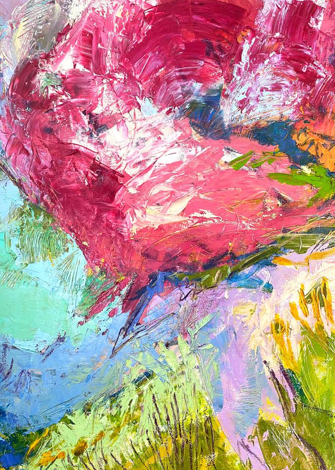 Bird in Hand Canvas Print by Dorothy Fagan