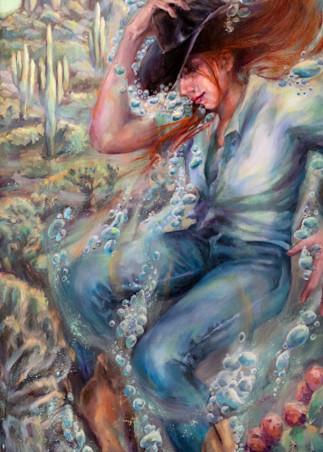 High Tide At High Noon Art | Ans Taylor Art