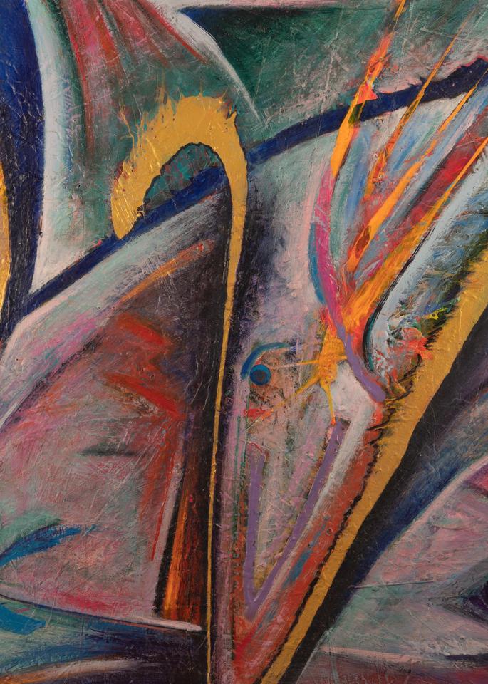 """V*Va Xinated"" Art | Daniel Kanow Fine Art"