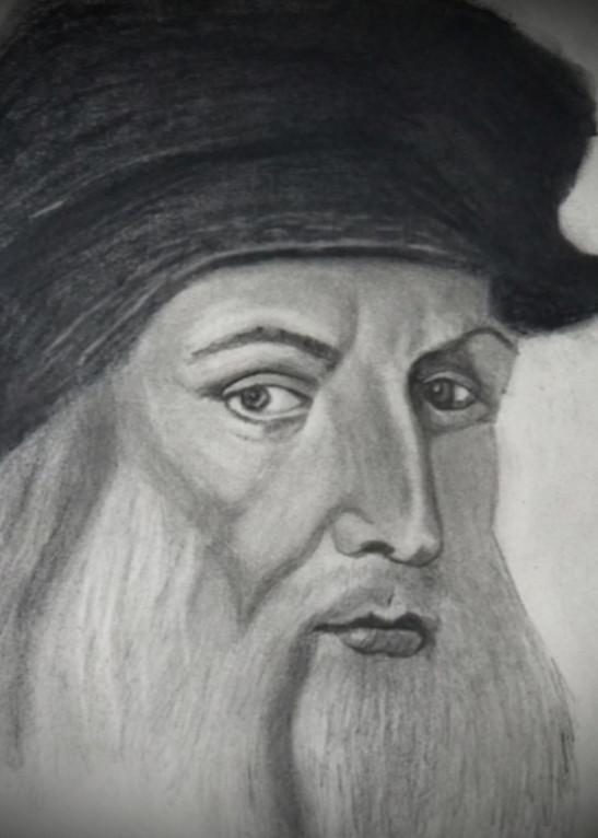 Leonardo Da Vinci Art   Salvatore Ingoglia / Jbellarts